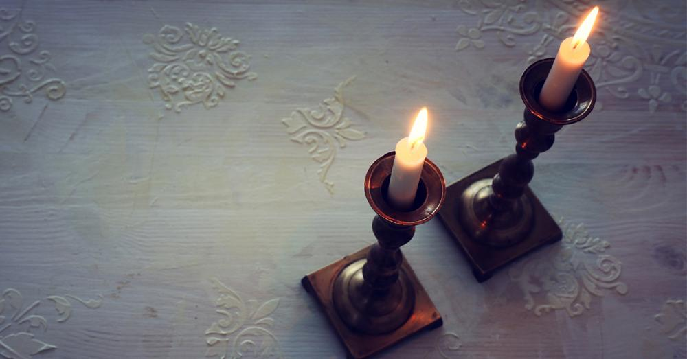 Candle Holders are Your Way to Welcome the Shabbat!