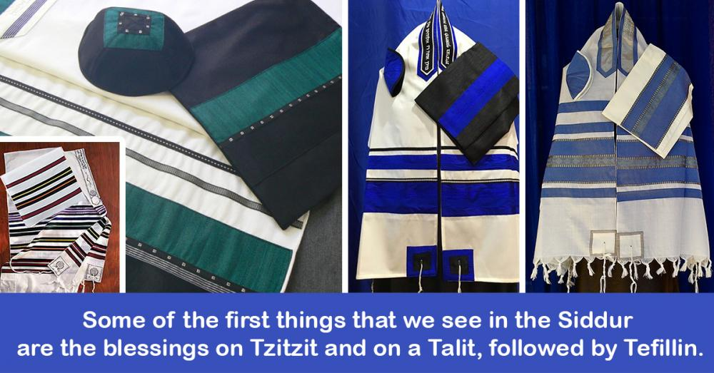 Talit and Tzitzit