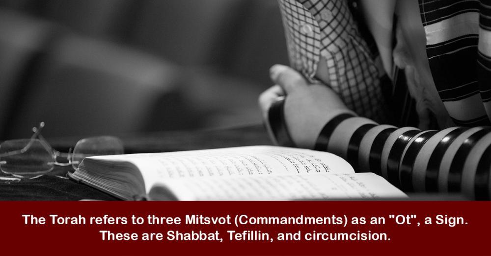 Tefillin, a basic tenet of Judaism