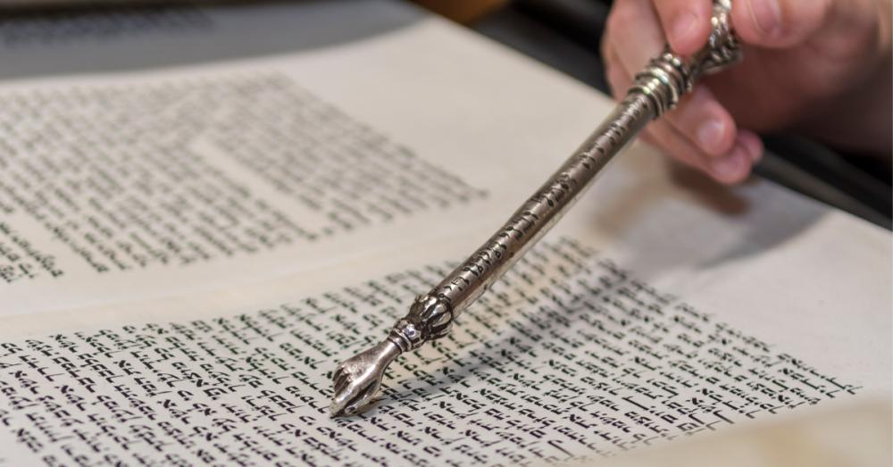 Torah Pointers and Challah Knives with character