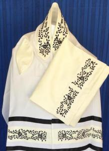 ADE104 Talit - Cotton and Natural Fabric