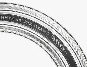 Endless Moments (Silver) Ketubah