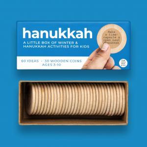 Hanukkah Box of Activities