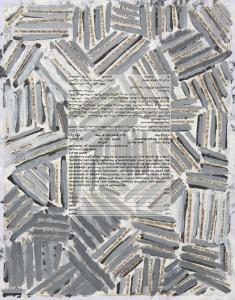 Jasper Johns Ketubah