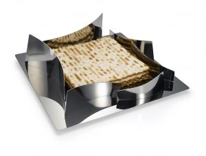 Modular Magnetic Matza Plate Square - Stainless Steel