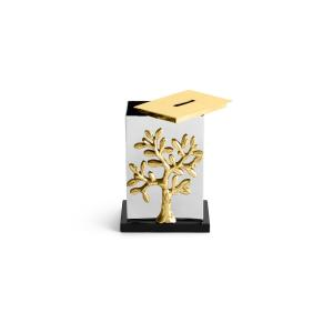 Tzedakah Box-Tree of Life