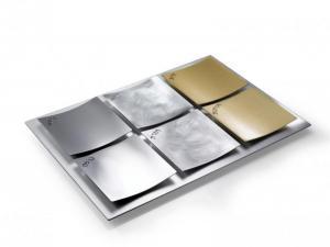 Dune, Seder Plate, Steel and Aluminum
