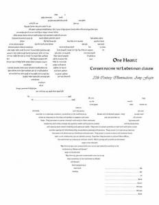 One Heart Second Edition Ketubah