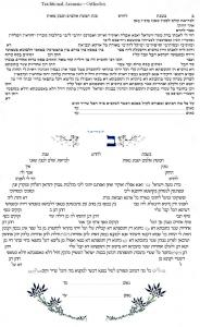 There's A Place For Us Ketubah