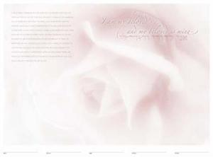 Soft Rose Ketubah