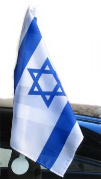 Israeli Flag for Car