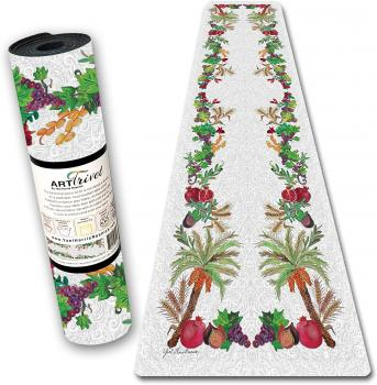 Seven Species Table Runner