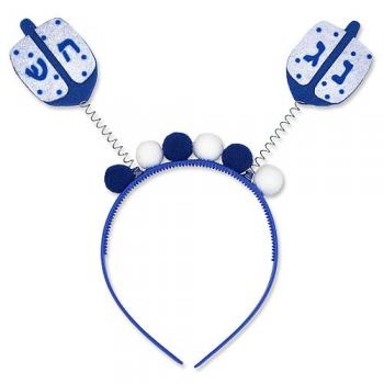 Dreidel Party Headband