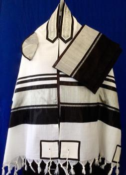 ADEB-990 Tallit - Wool