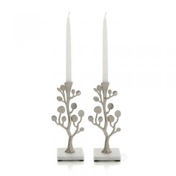 Botanical Lea Candle Holder