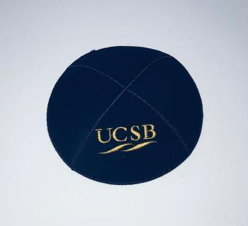UCSB Kippah - Suede