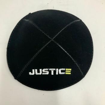 Justice Kippah - Suede