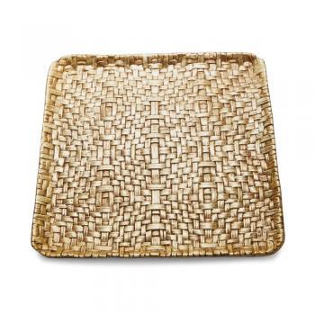 Palm Square Plate