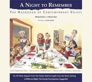A Night to Remember Passover Haggadah