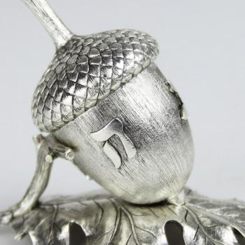 Acorn Dreidel by Quest Collection