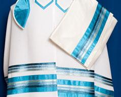 ADE933 Talit - Cotton and Natural Fabric