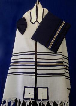 Traditional Tallit Set