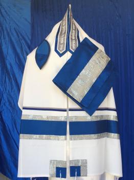 ADEB-508 Tallit - Wool