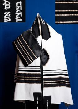 Men's Traditional Tallit Set