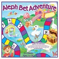 Aleph Bet Adventure
