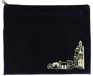 Pinat Jerusalem Talit Bag - Velvet