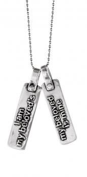 Beloved Necklace by Marla Studio - Sterling Silver