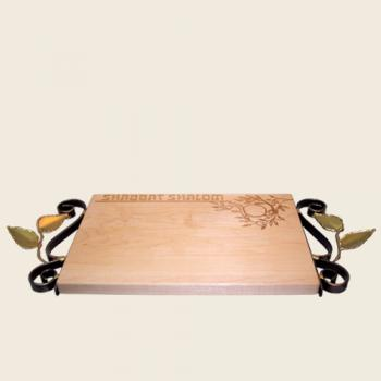 Tree of Life Challah Board Small