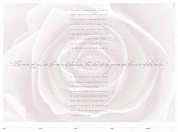 Center Ketubah