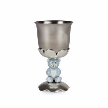 Bear Kiddush Cup
