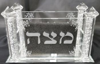 Crystal Matza Holder