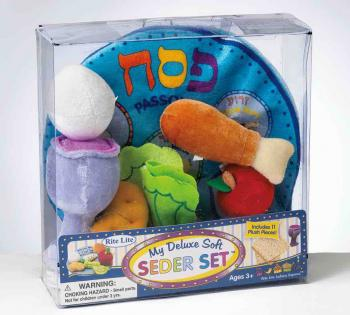 My Deluxe Soft Seder Set