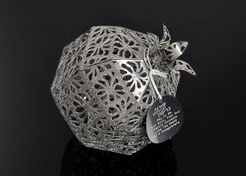 Doily Pomegranate - Metal