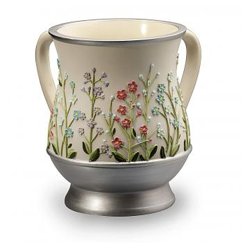 Floral Hand Wash Cup