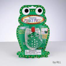 Frisky Frog - Passover Toys