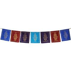 Jewish Blessing Flags