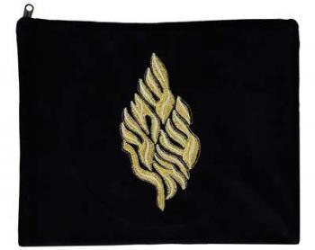 Shema Yisrael Talit Bag - Velvet