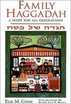 Family Haggadah: A Seder for All Generations - Paperback