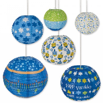 Hannukah Lanterns