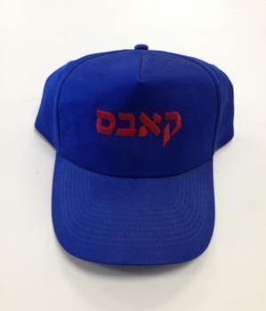 Cubs Hat - Hebrew