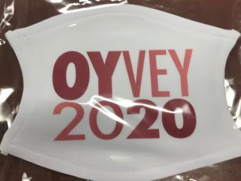 Oy Vey 2020 Face Mask