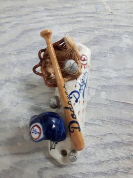 Dodgers Mezuzah