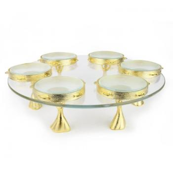 Joyous Seder Plate - Quest Collection