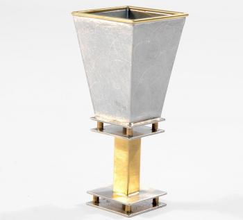Square Kiddush Cup