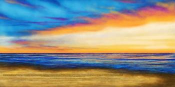 The Havdalah Sunset Ketubah
