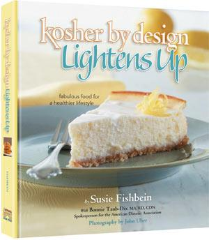 Kosher by Design Lightens Up - Hardcover